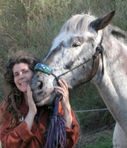 Barbara and Comanche